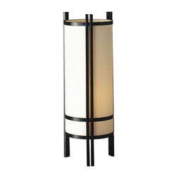 """Ore - Ore International Home Decor Table Lamp - Ore International Home Decor Table Lamp Type Table  Length 8.5"""" Height 24""""  Width 8.5""""  Shipping Method FedEx or UPS"""