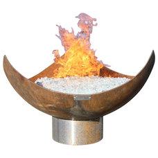 Modern Firepits by John T. Unger, LLC