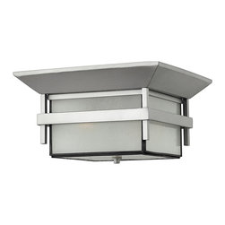 Hinkley Lighting - Hinkley Lighting 2573TT-GU24 Flush Outdoor - Hinkley Lighting 2573TT-GU24 Flush Outdoor