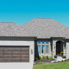 Transitional Exterior by Owen Homes LLC