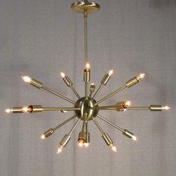 Sputnik Style Chandeliers - Brett King