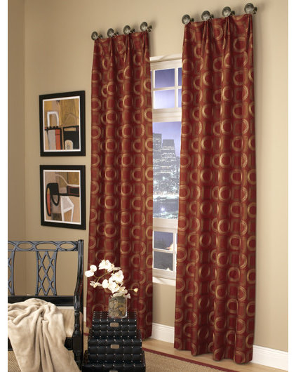 Contemporary Curtains by Fashion Window Treatments