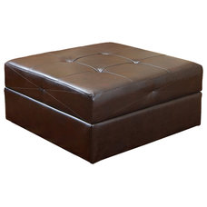 Modern Ottomans And Cubes by Great Deal Furniture