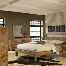 Eclectic Beds by Real Deal Furniture & Mattress