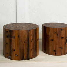 Contemporary Side Tables And End Tables by Aellon