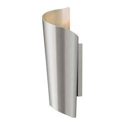 Hinkley - Hinkley Surf Two Light Stainless Steel Outdoor Wall Light - 2355SS - This Two Light Outdoor Wall Light is part of the Surf Collection and has a Stainless Steel Finish. It is Outdoor Capable.