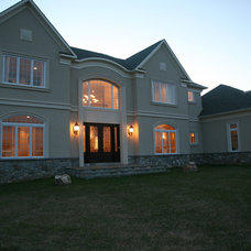 Traditional Exterior by Goodier Baker Homes