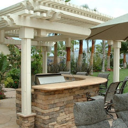 Patios and Fences -