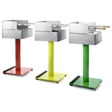Modern Outdoor Grills by FROM MOM WITH LOVE