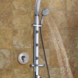 Spa plumbing fixtures - www.joanedesigns.com