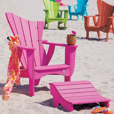 Contemporary Outdoor Lounge Chairs by americancountryhomestore.com