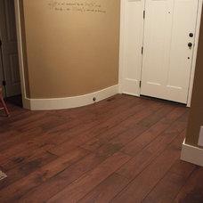 Modern Wood Flooring by Wide Plank Hardwood LTD.