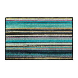 Missoni Home | Jazel Blue Bath Mat -