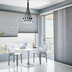 Smith & Noble Vertical Light Filtering Honeycombs - Our Honeycomb Shades are the perfect combination of style and function. Made from the softest materials, these stunning shades can go from semi-sheer to filtered to blackout and come in a variety of textures.