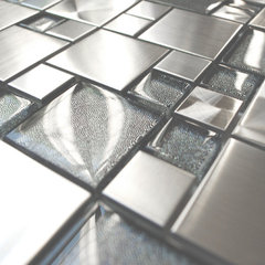 modern kitchen tile by Eden Mosaic Tile