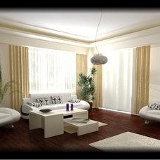 Modern Living Room by Stephan Eyck