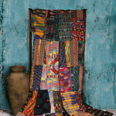 Eclectic Quilts by Fair Trade Quilts & Crafts