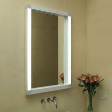 Modern Makeup Mirrors by Lumens