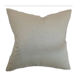 Pillow Collection Inc - The Pillow Collection Napperby Solid Pillow - Linen Multicolor - P18-PP-LINEN-C1 - Shop for Pillows from Hayneedle.com! With its natural texture and neutral tone The Pillow Collection Napperby Solid Pillow - Linen needs no decoration to be just right. A subtle and luxurious addition to your sofa this decorative pillow has a quality cotton cover and feather and down blend fill. Dry clean only.About The Pillow CollectionIdentical twin brothers Adam and Kyle started The Pillow Collection with a simple objective. They wanted to create an extensive selection of beautiful and affordable throw pillows. Their father is a renowned interior designer and they developed a deep appreciation of style from him. They hand select all fabrics to find the perfect cottons linens damasks and silks in a variety of colors patterns and designs. Standard features include hidden full-length zippers and luxurious high polyester fiber or down blended inserts. At The Pillow Collection they know that a throw pillow makes a room.