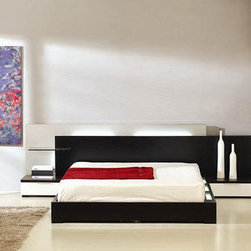 Stylish Wood Designer Furniture Collecion with Extra Storage - Modern master bedroom lift-up storage with illuminating light. To make your bedroom more striking and startling you should furnish it with the best furniture available.