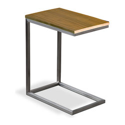 Gus - Bishop Side Table - Bishop Side Table by Gus Modern