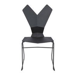 Tom Dixon - Tom Dixon | Y Chair - Sled Base - Design by Tom Dixon, 2013.