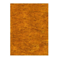"""Safavieh - Caramel Rectangular Hand-Knotted Hemp Rug (2 ft. x 3 ft.) - Size: 2 ft. x 3 ft. Hand knotted. Made of hemp. Made in India. Safavieh's Bohemian Collection is all-organic, with exquisitely fine jute pile woven onto a cotton warp and weft, and an earthy natural color palette. The high quality jute chosen for our Bohemian rugs is biodegradable and recyclable, with an innate sheen because it is harvested only from Cannabis Sativa (commonly known as the """"true hemp"""" plant), a quickly renewable resource that excels in length, durability, anti-mildew and antimicrobial properties. Safavieh brings fashion excitement to the eco-friendly rug category with the Bohemian collection's unique patterns, ribbed textures and remarkable hand. The rugs are washed to soften the yarn, and then brushed to an even more lustrous sheen. Hand Knotted in India."""
