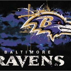 Milliken Rugs - Milliken NFL Team Fade Baltimore Ravens 3'10 x 5'4 Rectangular Rug - Milliken Floor Covering is part of Milliken one of the largest privately held companies in the world. Milliken is an innovation company that has been exploring discovering and creating ways to enhance people's lives since 1865. Their community of innovators has developed one of the larger collections of United States patents held by a private U.S. company. With expertise across a breadth of disciplines including specialty chemicals floor covering and performance materials they work around the world to add true value to people's lives improve health and safety and help make this world more sustainable.