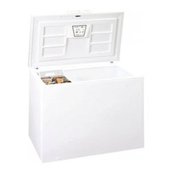 Summit - SCFF150 15.5 cu. ft. Freestanding Chest Freezer with Forced Air Cooling  No-Fros - SUMMIT offers the industrys most complete line of frost-free chest freezers SCFF150 is a 155 cubic feet chest with an optional electronic thermostat that controls a fan forced cooling inside and a dynamic defrost system means no frost build-up and ev...