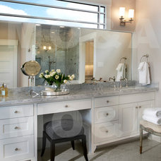 Contemporary Vanity Tops And Side Splashes by Max Marble & Granite, Inc.