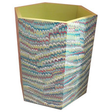 Eclectic Wastebaskets by L A M S H O P