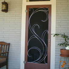 Traditional Screen Doors Traditional Screen Doors