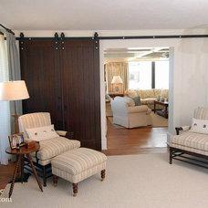 Bedroom by Real Carriage Door Company