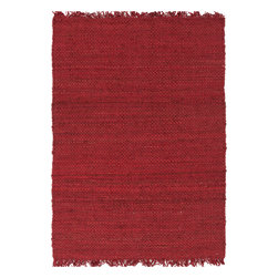 "Artistic Weavers - Artistic Weavers Tropica Harper (Red) 5' x 7'6"" Rug - This Hand Woven rug would make a great addition to any room in the house. The plush feel and durability of this rug will make it a must for your home. Free Shipping - Quick Delivery - Satisfaction Guaranteed"