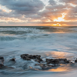 Images by Jon Evan - We're All - This photograph was taken near Jupiter, Florida. It is available as a 30x45 limited edition print. It will come ready to hang direct from manufacture.