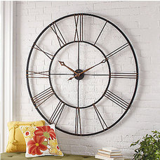 Traditional Wall Clocks by Grandin Road