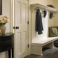 Entryway & Mudroom Inspiration & Ideas {Coat Closets, DIY Built Ins, Benches, Sh