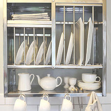 Contemporary Dish Racks by The Plate Rack