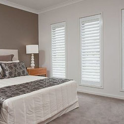 window Decorations itmes - shutters are right choice for windows..
