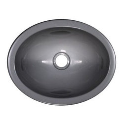 """Lyons Industries - Deluxe Bar Sink - Features: -Bar sink. -Deluxe Sinks collection. -High gloss finish. -Durable high strength acrylic construction. -Installation type: Drop-in. -Deck mount into countertop. -5.5"""" Deep sink bowl. -Single bowl. -Fiber glass insulation for increased temperature stability. -Oval shape. -Three simple tab and mounting clip system. -Easy to clean. -Easy to install. -Made in USA. -Manufacturer provides 3 years warranty for residential and 1 year for commercial. Specifications: -Drain opening size: 1.5"""". -Overall dimensions: 5.5"""" H x 13"""" W x 10.25"""" D."""