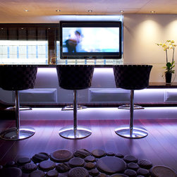 Projector Screens, Mirror TV's & Creative TV Mounts -