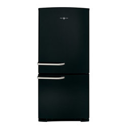 GE Artistry Series ENERGY STAR 20.3 Cu. Ft. Bottom-Freezer Refrigerator (model # - Features: