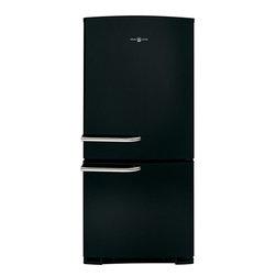 GE Artistry Series ENERGY STAR 20.3 Cu. Ft. Bottom-Freezer Refrigerator (model # - Features: