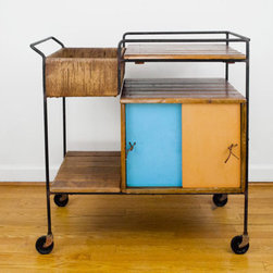 Arthur Umanoff Serving Cart Raymor 50s - http://krrb.com/chateauchicagovintage