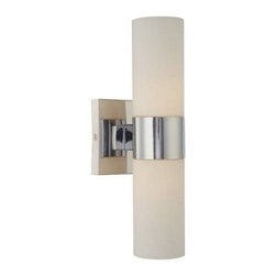 Minka Lavery - Minka Lavery 6212-77 2 Light Bath Vanity in Chrome with Oapl Glass 6212-77 - Medium BaseBulb Type: Incandescent Energy Star Compliant: No Extension: 5 Finish: Chrome Glass Shade: Oapl Height: 13-1 2 Number of Lights: 2 Rooms: Bathroom Style: Contemporary Wattage: 60 Weight: 0.61 Width: 4-1 2