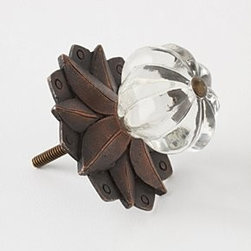Anthropologie - Galaxy Knob, Large - *Tighten with care