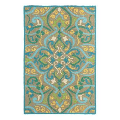 Morocco ColorSpree Rug -