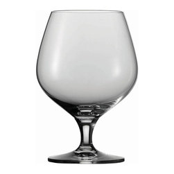 Fortessa Inc - Schott Zwiesel Tritan Mondial Brandy Snifters - Set of 6 Multicolor - 0008.13394 - Shop for Drinkware from Hayneedle.com! Brandy tastes better in the proper vessel and the Schott Zwiesel Tritan Mondial Brandy Snifters - Set of 6 truly delivers. High-quality Tritan crystal glass makes for a lasting sparkle that's full of elegance. These stunning glasses are dishwasher-safe for the easiest cleaning possible.About Fortessa Inc.You have Fortessa Inc. to thank for the crossover of professional tableware to the consumer market. No longer is classic high-quality tableware the sole domain of fancy restaurants only. By utilizing cutting edge technology to pioneer advanced compositions as well as reinventing traditional bone china Fortessa has paved the way to dominance in the global tableware industry.Founded in 1993 as the Great American Trading Company Inc. the company expanded its offerings to include dinnerware flatware glassware and tabletop accessories becoming a total table operation. In 2000 the company consolidated its offerings under the Fortessa name. With main headquarters in Sterling Virginia Fortessa also operates internationally and can be found wherever fine dining is appreciated. Make sure your home is one of those places by exploring Fortessa's innovative collections.