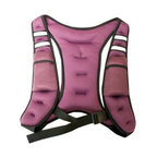 Empower 4 - 8 lb. Adjustable Weighted Walking Vest - Women's weighted workout vest Adjusts in 1-lb. increments Helps you burn more calories in less time Easily maintains with spot cleaning Manufacturer's warranty included - see Product Guarantee for full details