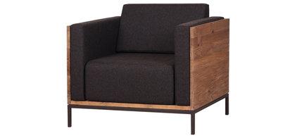 form teak arm chair - ABC Carpet & Home